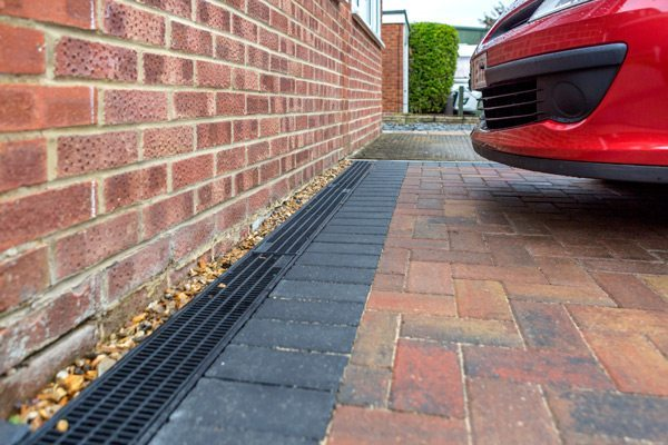 Installing Channel Drains Correctly The New Driveway Company