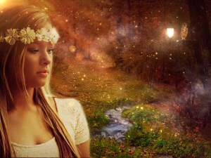 Enchanted Fairy Goddess Reiki
