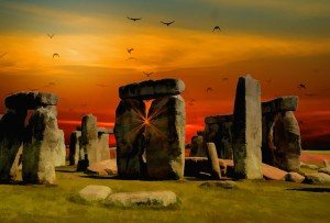 Stonehenge Energies Attunement
