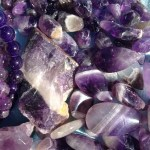Amethyst Ray of Peace and Transmutation