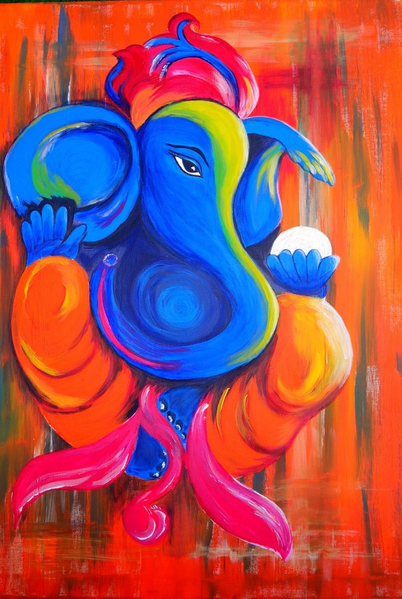 Ganesha's Success Blessings Empowerment