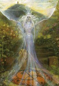Healing Through the Goddess of Avalon