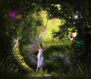 Fairy LightWorker Program
