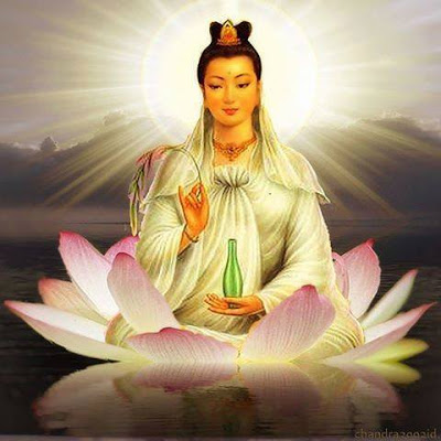 blessings of the goddess quan yin