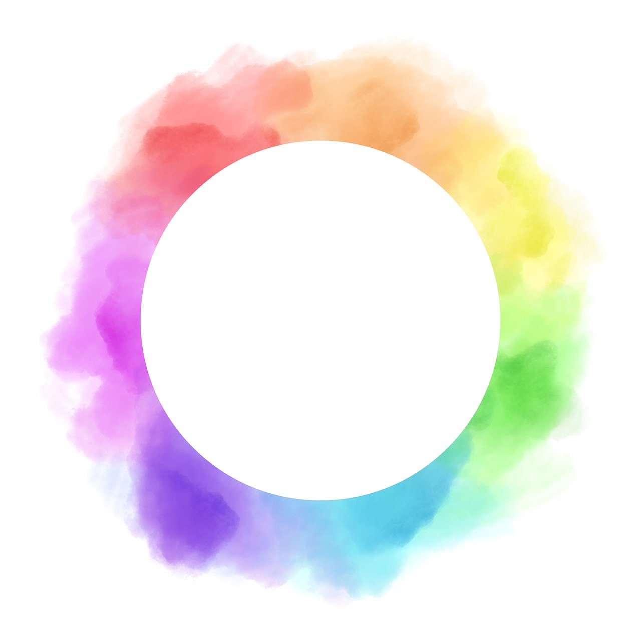 Rainbow Chakra Circle Reiki
