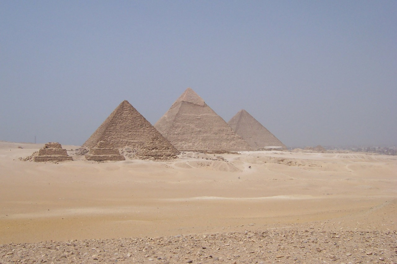Sands of Egypt Attunements