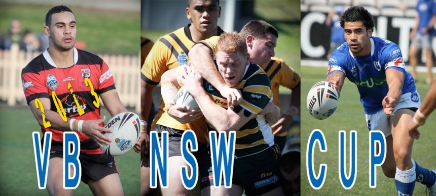 2013 New South Wales Rugby League Season