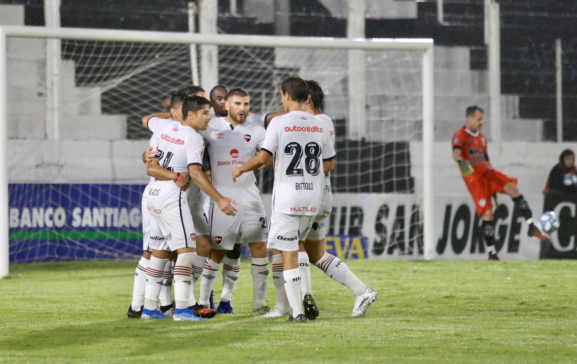 Central Córdoba 1-2 Newell's: Copa Superliga starts with a win for La Lepra
