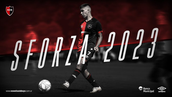 Juan Sforza extends his contract until 2023