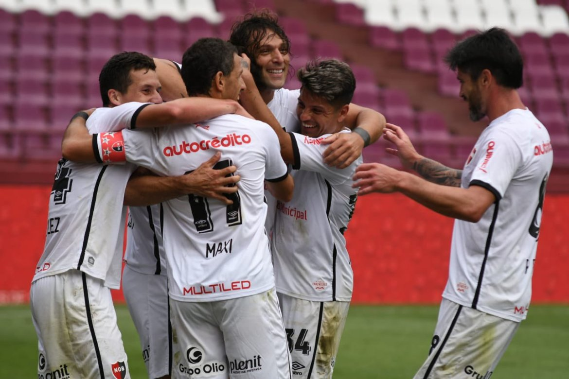 Lanús 2-4 Newell's: Kudelka finds a winning formula as La Lepra put four past Lanús