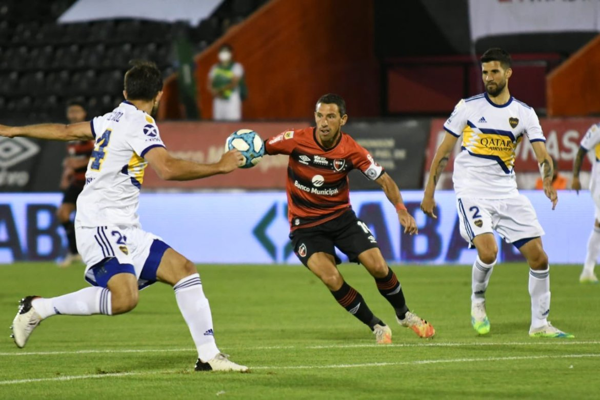 Newell's 0-2 Boca Juniors: Possession counts for little against clinical Bosteros