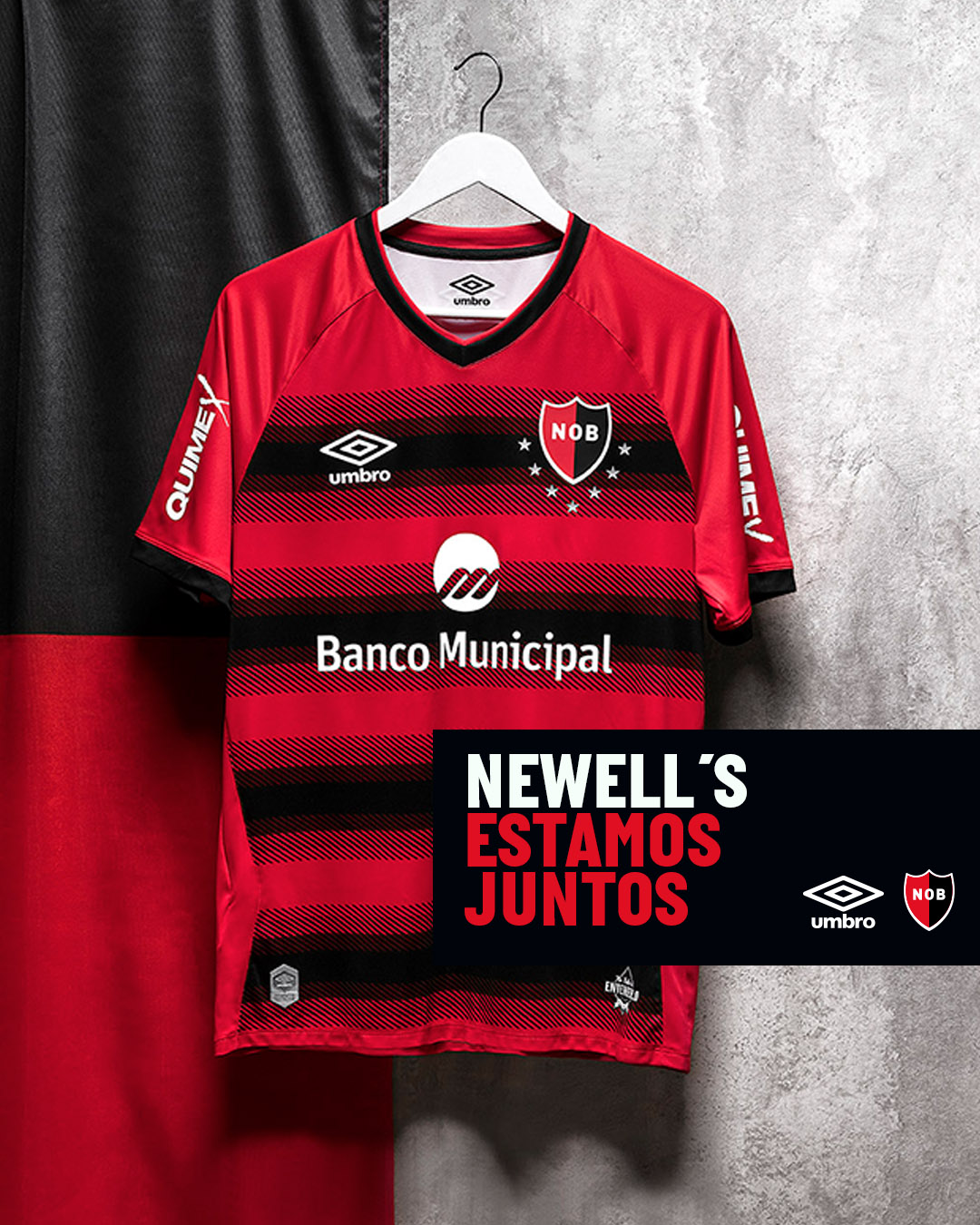 Newell's Old Boys launch new alternative 4th shirt