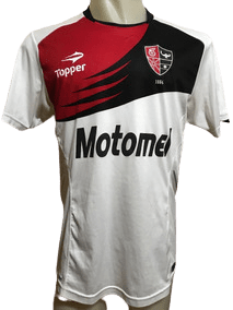 Newell's White Shirt Topper Away