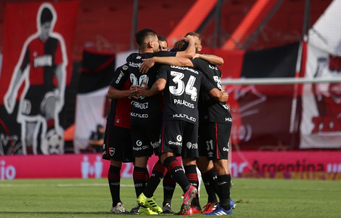Highlights: Newell's Old Boys 1-0 Estudiantes