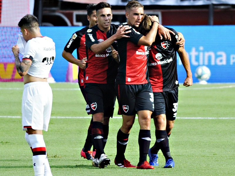 Newell's hope to improve against hopeless Godoy Cruz
