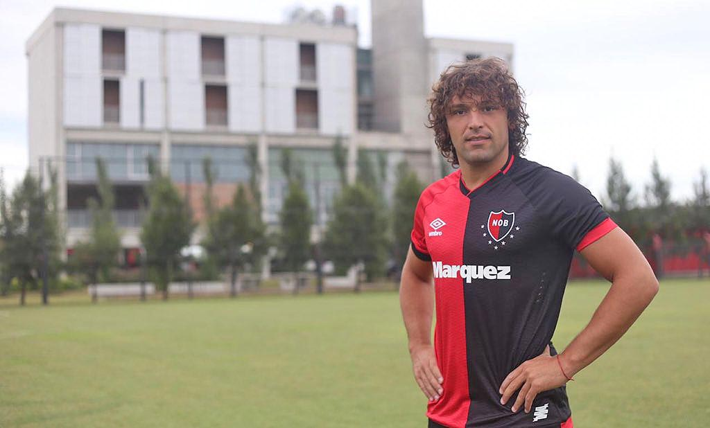Fabricio Fontanini released by Newell's