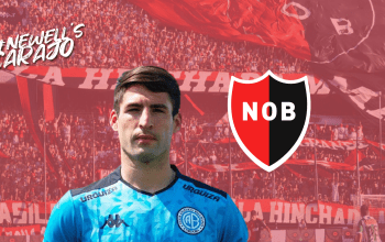 Franco Negri joins Newell's
