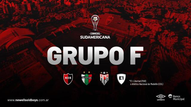 Newell's Group F Sudamericana