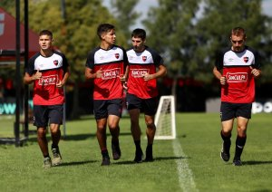 Newell's Libertad Preview Players Training La Lepra
