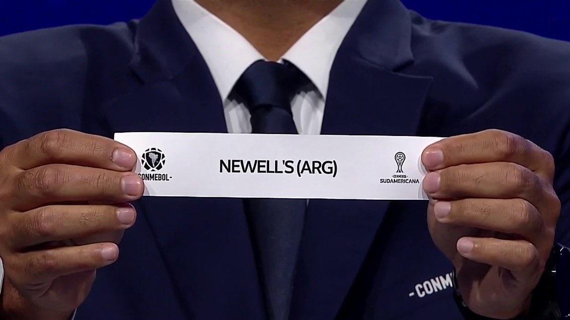 Newell's to face Palestino, Goianiense in 2021 Copa Sudamericana