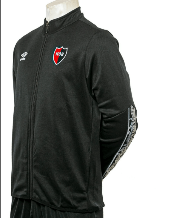 Newell's Tracksuit Jacket from the side