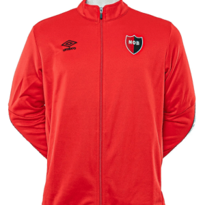 Newell's Old Boys Red Tracksuit Top