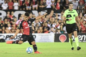 Braian Rivero leaves Newell's Old Boys