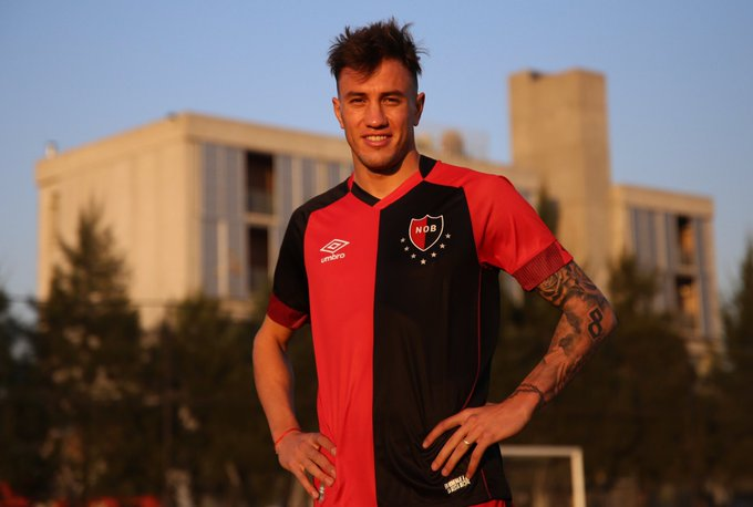 Newell's confirm the signing of right winger Gabriel Compagnucci