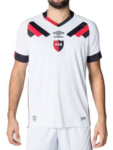 Newell's Old Boys White Shirt