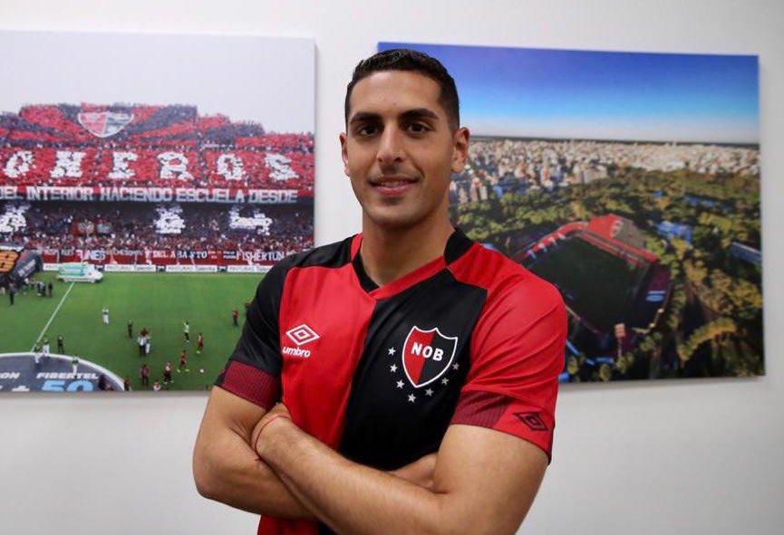 Pablo Sabbag becomes Gamboa's third signing at Newell's