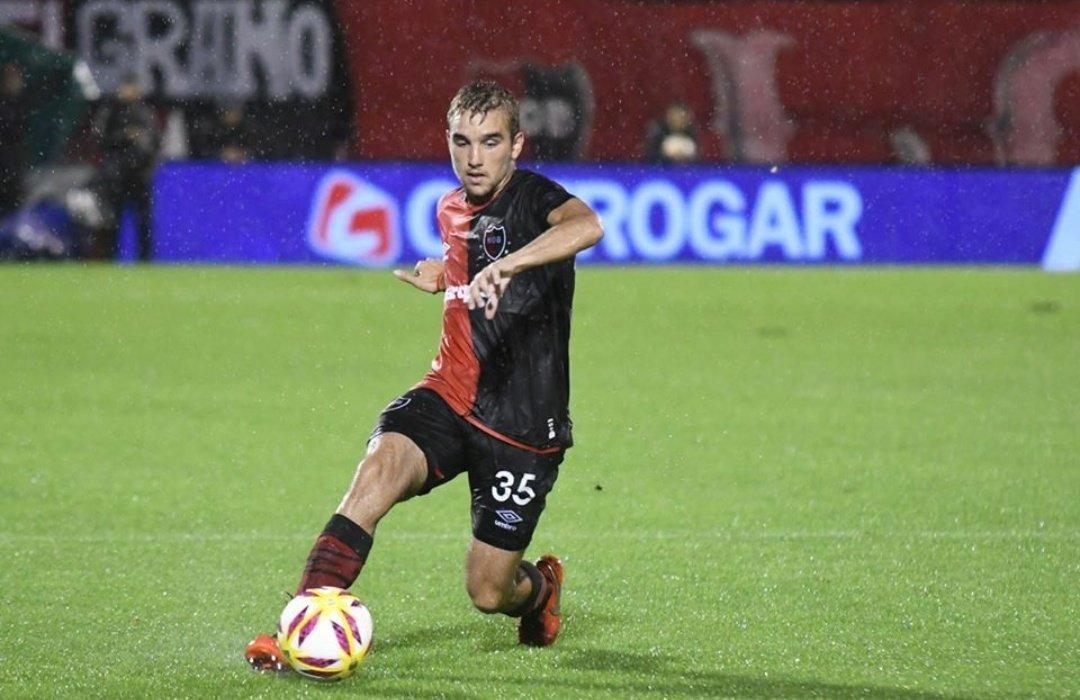 Facundo Nadalín loaned to Atlético de Rafaela
