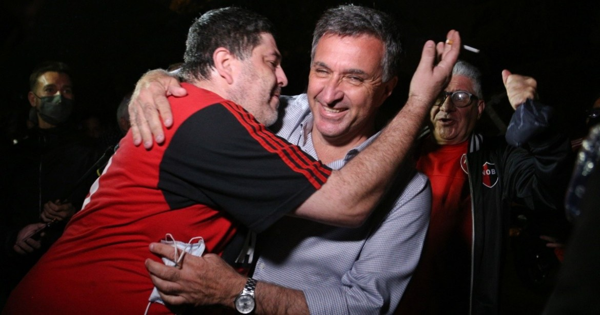 Dr Ignacio Astore elected new president of Newell's Old Boys