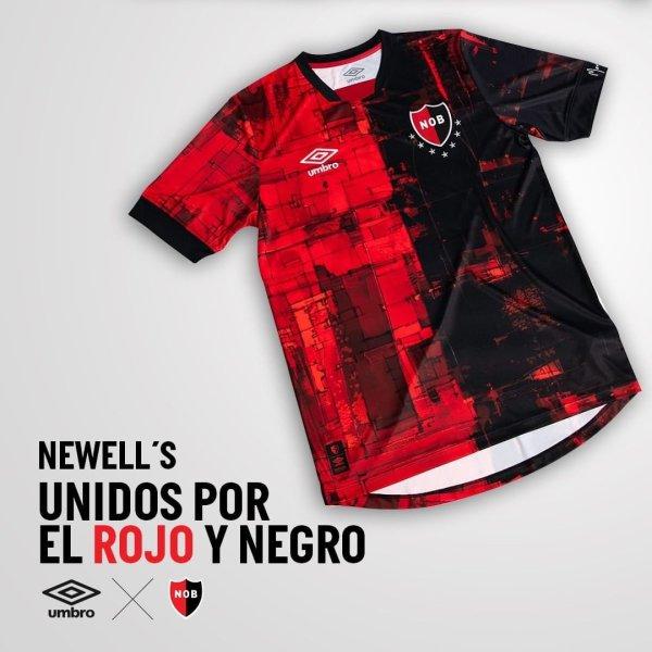 New Newell's Old Boys 3rd Shirt Umbro