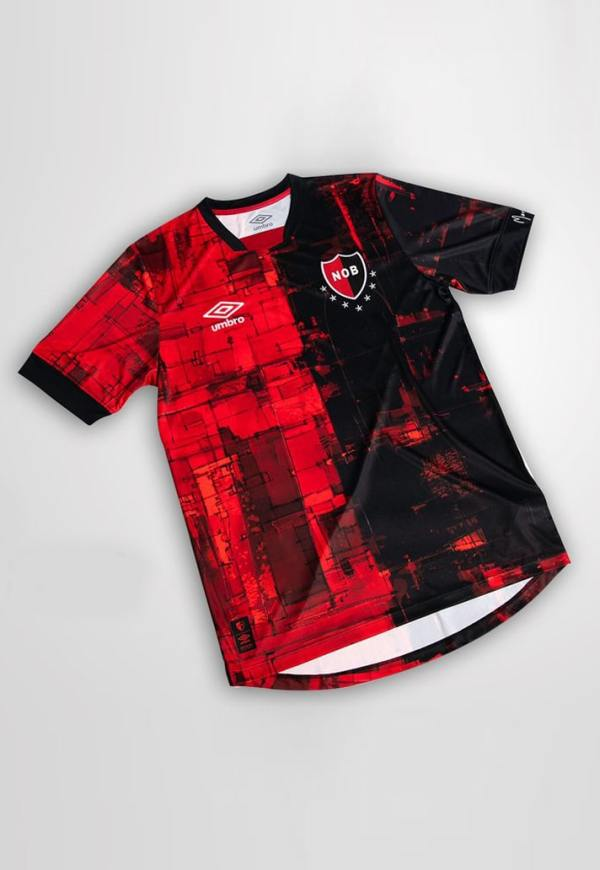 Newell's 3rd Shirt 2021