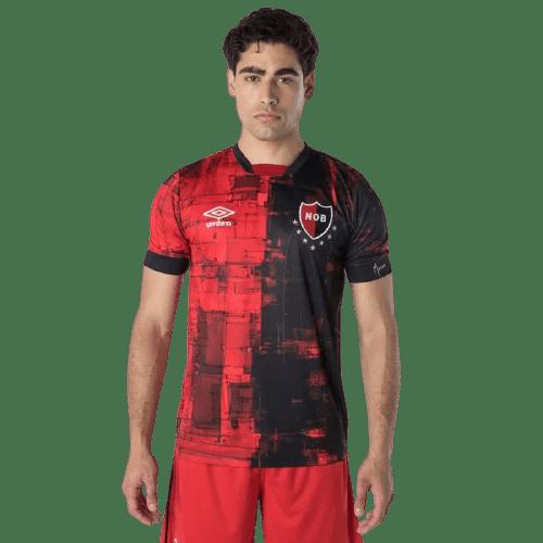 Newell's Old Boys 3rd Shirt Maradona Front