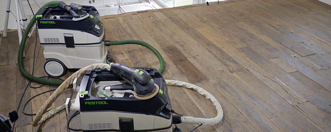 Click to visit floor sanding by hand page