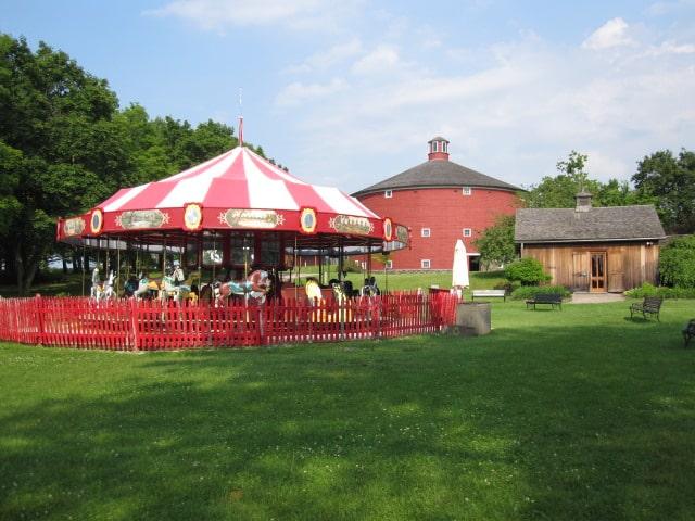 Where Shelburne Museum And Shelburne Farms