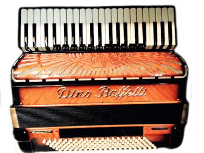 New Dino Baffetti Professioal IV: Sunburst