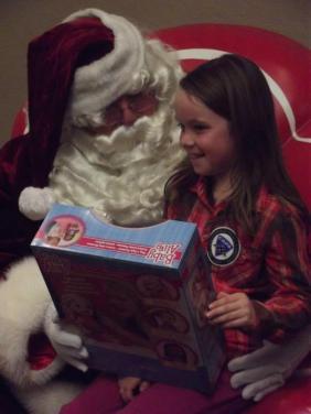 NE COPS Christmas - Santa