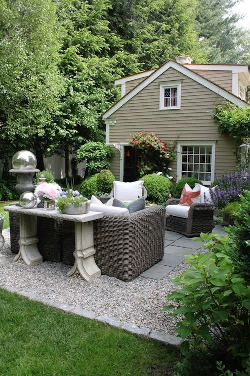 Outdoor Living New England Style | New England Home and Garden on Garden And Outdoor Living id=69621