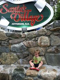 Santa's Village Review – Jefferson, NH
