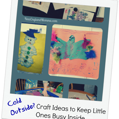 Craft Ideas to Keep Little Ones Busy