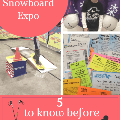 5 to Know Before You Go – Boston Ski Expo