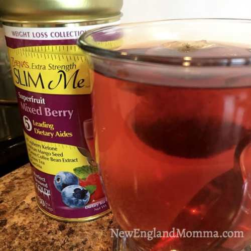 Zhena's Teas are Organic & Fair Trade Teas made with natural ingredients and the yummiest of flavors! The Slim Me Teas aide in detox, cleansing, weight-loss, boost energy and helps to suppress appetite