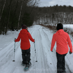 Enjoy Exercising Outside with Friends in the Winter (no matter what your fitness level)