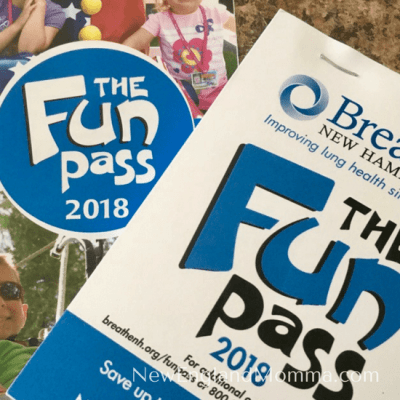 2018 Fun Pass…Your Pass to the Best Values in New England