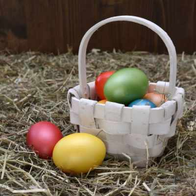 Easter Basket Ideas: Candy-Free Fun your Kids will Love