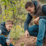 Letterboxing - an outdoor treasure hunt for kids of all ages