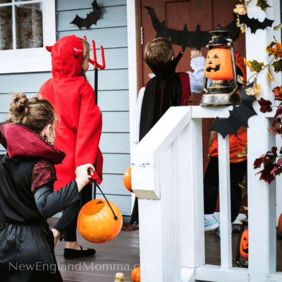 Trick or Treating is fun for kids of all ages - here are my top tips for a ghoulishly fun evening!