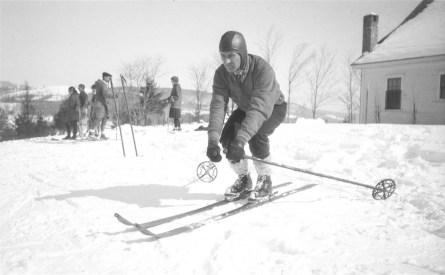 Image result for ski racing 1930